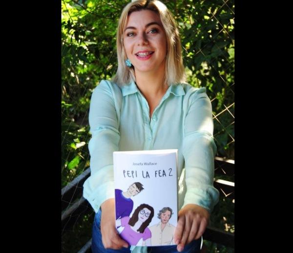 """""""Pepi la fea"""" se transformó en éxito de ventas. El texto en la actualidad cuenta con dos tomos, y en marzo se lanzará la tercera parte de la historia."""