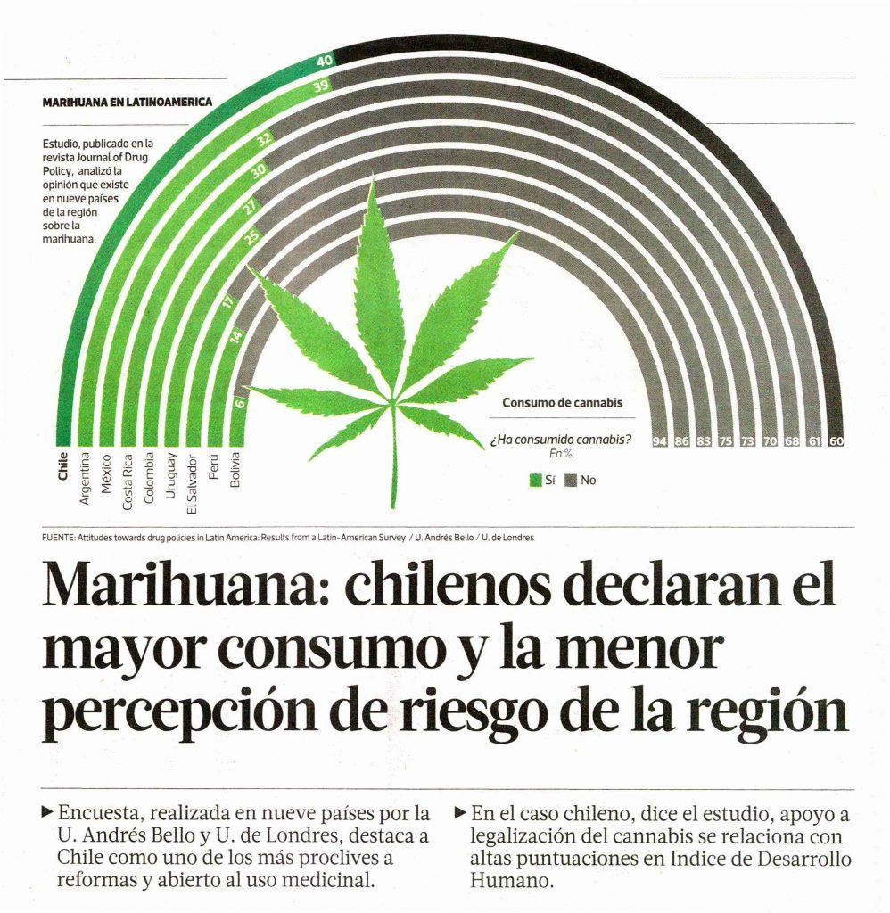 Estudio Marihuana