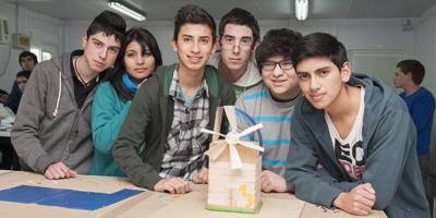 Interescolar de Ingeniería