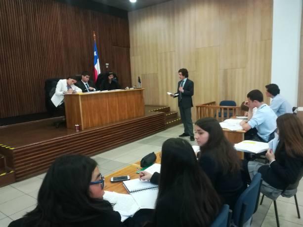 7° Interescolar de Litigación